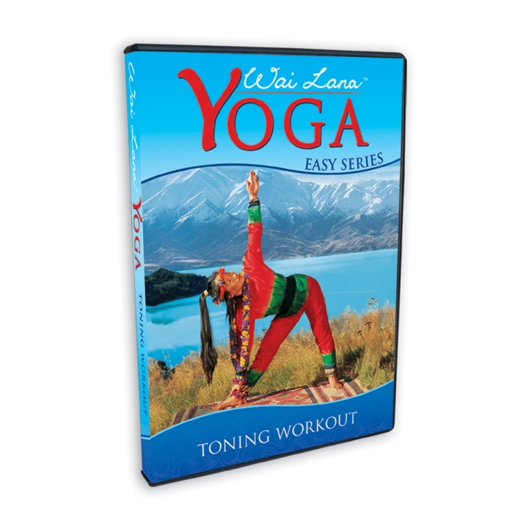 Easy Series Yoga DVDs